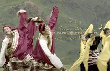 Tibeti néptánc