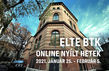 Szakos mintaóra és tájékoztató az ELTE BTK-n